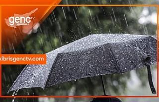 En çok yağış Selvilitepe'ye