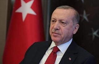"""Erdoğan: """"En büyük avantajımız güçlü..."""
