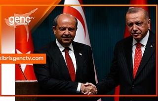 Erdoğan-Tatar telefonda görüştü