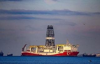 'Fatih' sondaj gemisi İstanbul'da