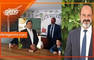 Geçitkale Belediye Başkanı'ndan,UBP İlçe...