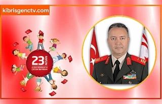 Güvenlik Kuvvetleri Komutanı Tuğgeneral Altan'dan...
