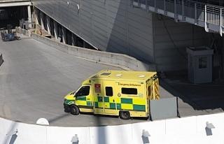 İngiltere'de huzurevlerindeki Kovid-19 hastalarının...