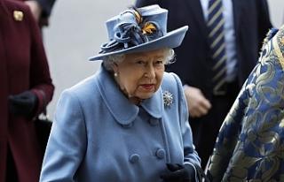 İngiltere Kraliçesi 2. Elizabeth'in 94. doğum...