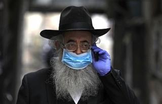 İsrail sakallı kişileri koronavirüse karşı daha...