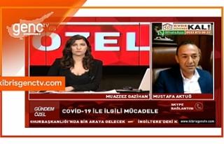 """Lapta Belediye Başkanı Aktuğ: """"Gözlem otelinde..."""
