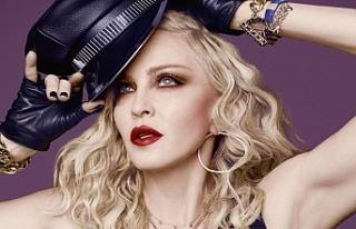 Madonna 'Virüs herkesi eşit yaptı' dedi...