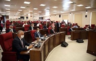 Meclis Genel Kurulu korona virüs gündemi ile toplandı