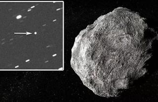 NASA'dan açıklama: Dev göktaşı Dünya'yı...
