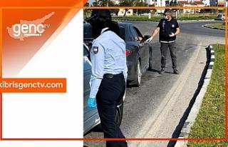 Polis, denetimlerini sürdürdü