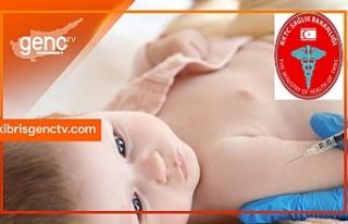 Sağlık Bakanlığı Bebeklik Çağı Aşıları...