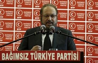 Türkiye'de BTP Genel Başkanı Haydar Baş hayatını...