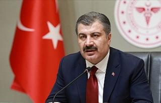 Türkiye'de hayatını kaybedenlerin sayısı...