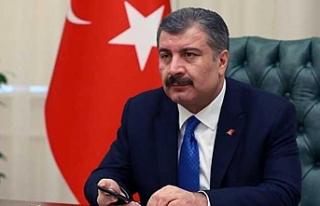 Türkiye'de koronavirüsten can kaybı 501 oldu