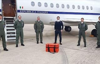 Türkiye'den kök hücre bağışlanan İtalyan...
