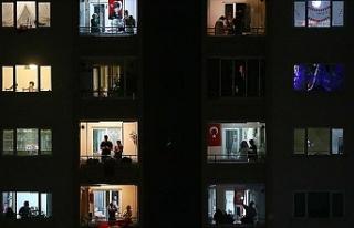 Türkiye İstiklal Marşı'nı okudu