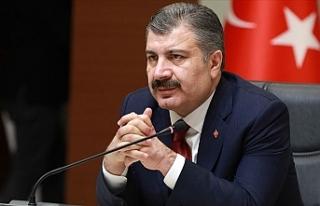 Türkiye'de 63 yeni can kaybı, vakaların yüzde...