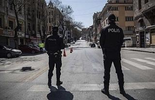 Türkiye'de sokağa çıkma yasağının ardından...