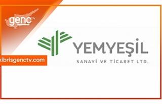 Yemyeşil Sanayi Ltd.'ten karantina merkezlerine...
