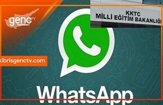 Yükseköğrenim 'WhatsApp Destek Hattı' devreye...