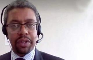 Zoom mikrofonu açık kalan Gallerli Sağlık Bakanı'nın...