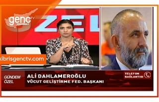 """Ali Dahlameroğlu: """"Biz de sektörüz ve açılmaya..."""