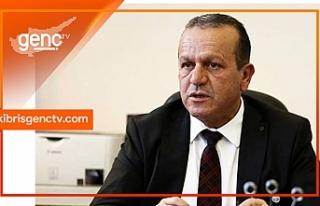 """Ataoğlu: """"Kıbrıs Genç Tv'nin ülkemizde..."""
