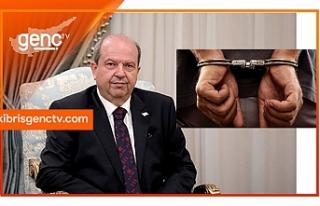 Başbakan Tatar'ın telefon görüşmesini yayan...