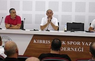 Basketbolda Spor Dairesi ile görüşülüp ve nihai...