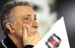 Beşiktaş Kulübü Başkanı Çebi koronavirüse...