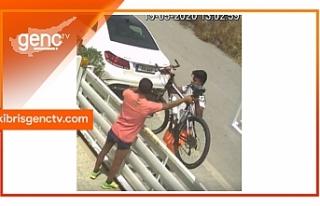 Bisiklet hırsızları Güzelyurt'ta yakalandı