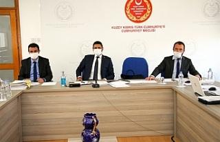 Borç İlişkileri ADHOC Komitesi toplandı
