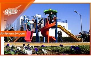 Çocuk parkları açılıyor