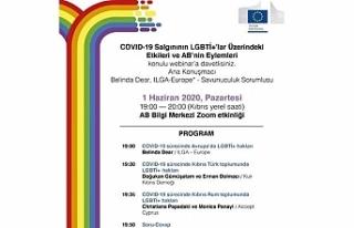 """""""Covid-19 salginin LGBTI+LAR üzerindeki etkileri..."""