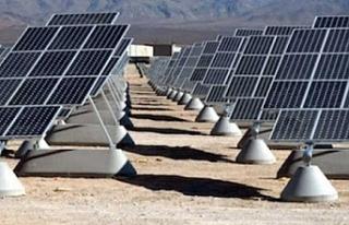 Fransız şirketten hidrojen enerjisi temelli güneş...
