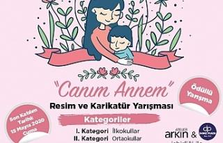 Girne Belediyesi, 'Canım Annem Resim ve Karikatür...