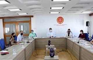İlaç Araştırma Komitesi toplandı