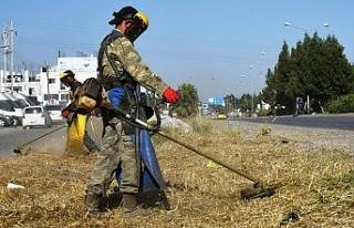 Lefkoşa'da bölgesel temizlikler haziran'da...