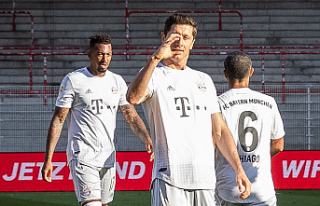 Lider Bayern Münih galip