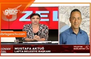 "Mustafa Aktuğ: ""Belediye personeli mangal yakmada..."