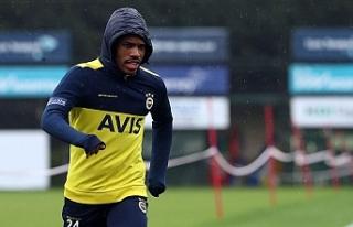 """Rodrigues: """"Fenerbahçe'den ayrılmak gibi..."""