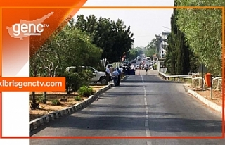 Rum Polisi, Rum kadının Güney Kıbrıs'a geçişine...