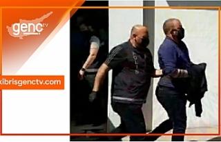 Sennaroğlu ve kardeşi tutuklandı