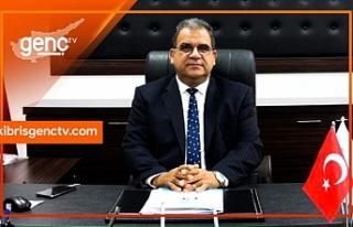 Sucuoğlu, Ramazan Bayramı dolayısıyla mesaj yayınladı