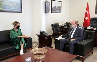 Tatar, Engelli Hizmetleri Koordinasyon Kurulu Başkanı...