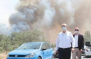 """Tatar: """"Hükümet, yangın helikopteri teminini..."""