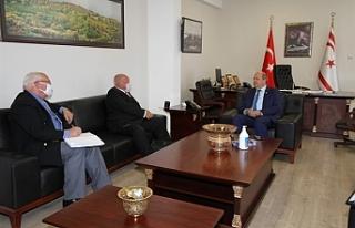 """Tatar:Kuzey Kıbrıs'ı """"Korona Temiz Ülke""""..."""
