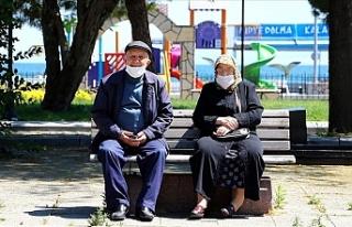 Türkiye'de 65 ve üzeri yaştaki vatandaşlar...