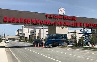 Türkiye'de Başakşehir Çam ve Sakura Şehir...