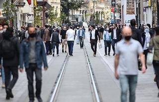 Türkiye'de 'Kontrollü sosyal hayat'a...